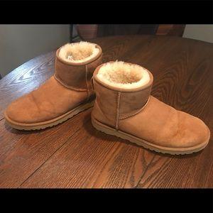 UGG Australia Sheepskin Short Boots